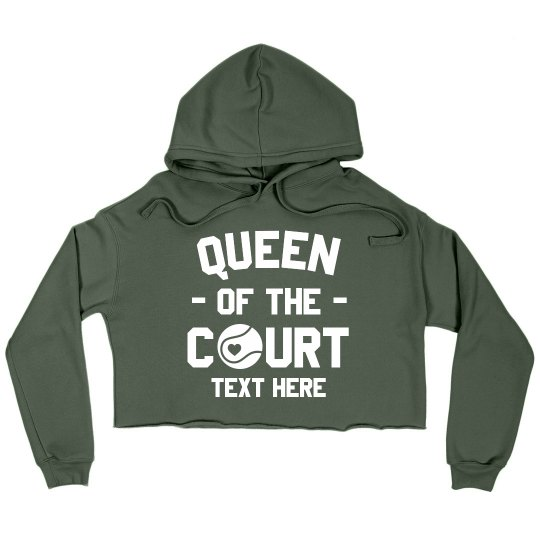Queen of the Court Tennis