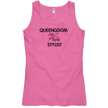 Queengdom Stylist w logoP