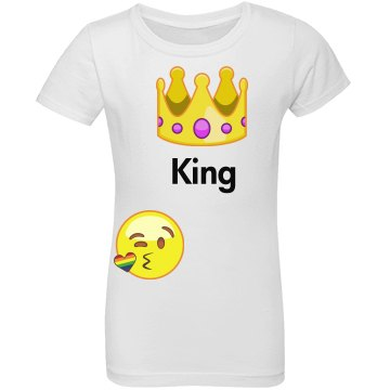 Queen/King Matching Shirt