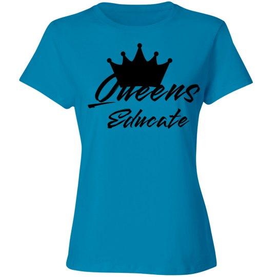 Queens Educate