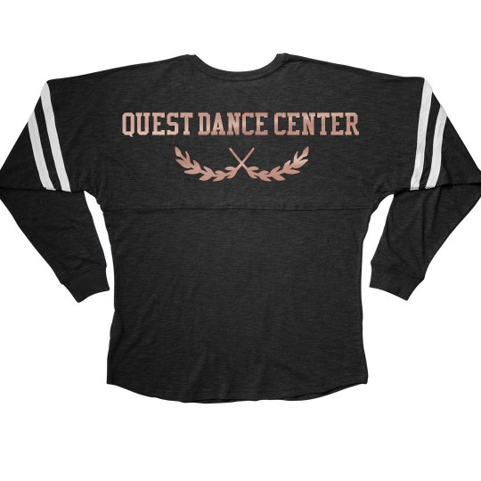 quest sweater