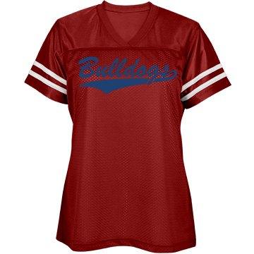 Quitman bulldogs shirt 2.