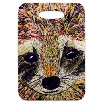 Raccoon tag