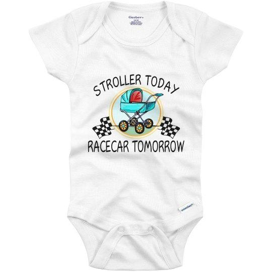 Racing Design For Babies