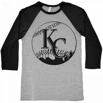 Raglan KC Baseball Skyline
