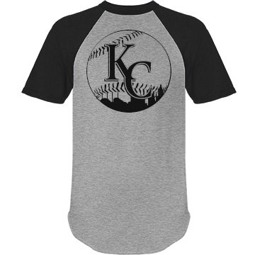 Raglan (SS) KC Baseball Skyline