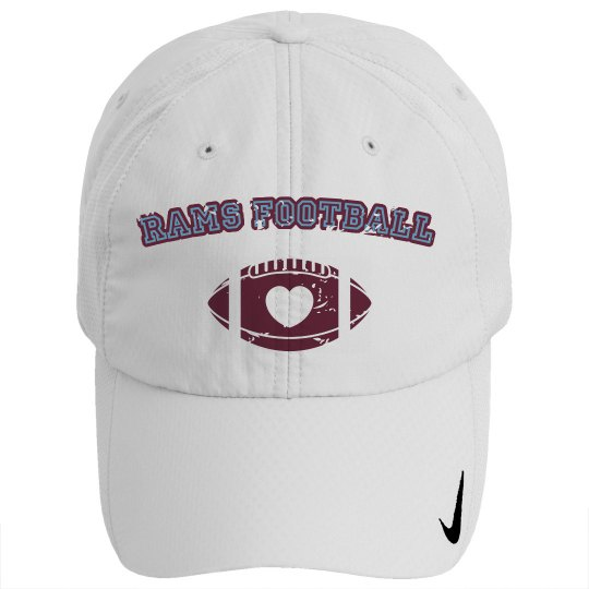 Rams hat