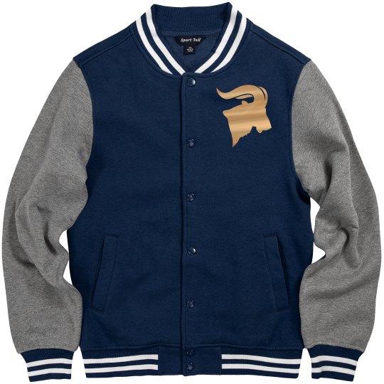 Rams men's jacket.