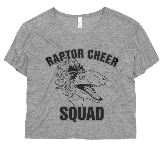 Raptor Cheer Squad