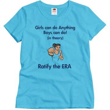 Ratify the ERA