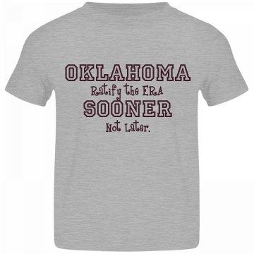 Ratify the ERA Oklahoma