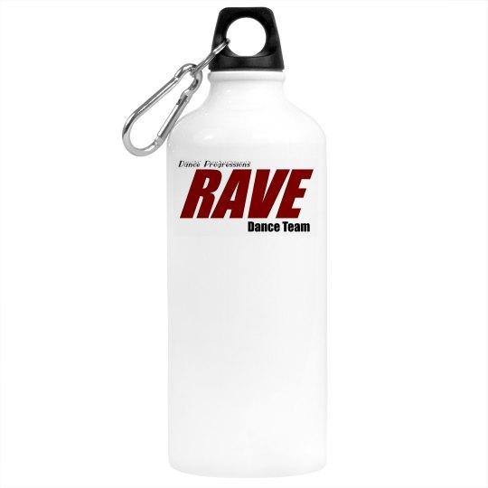 RAVE Aluminum H2O Bottle