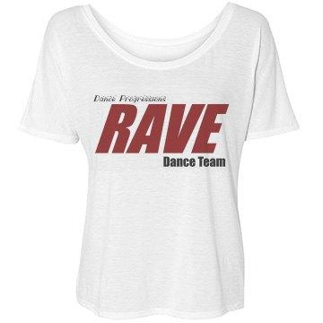 RAVE Flowy Tee