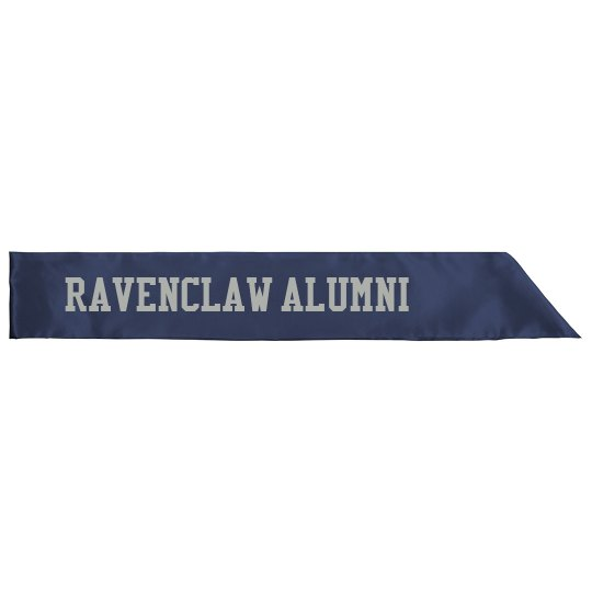Ravenclaw Alumni Halloween Sash
