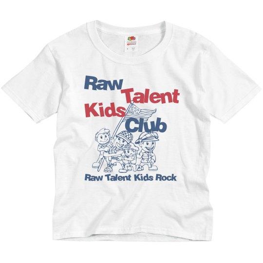 Raw Talent Kids
