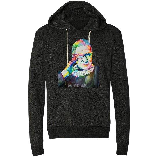 RBG Sweatshirt Black