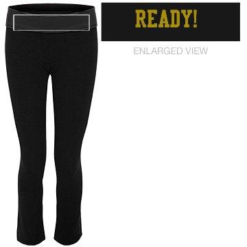 Ready yoga pants