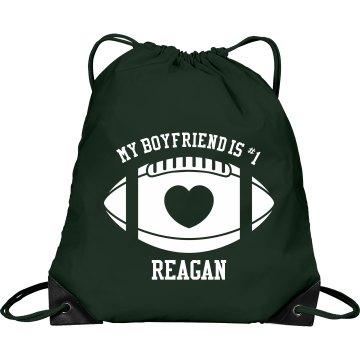 Reagan's boyfriend