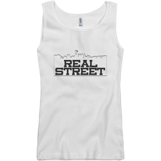 Real Street Bella Tank Top