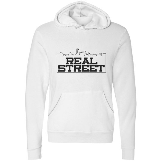REAL STREET FLEECE HOODY