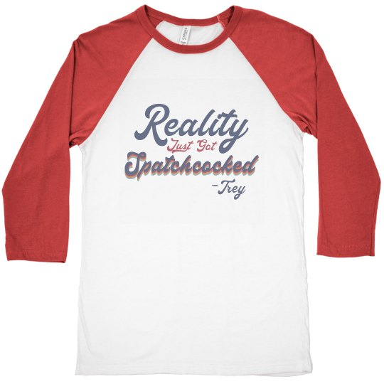 Reality Spatcocked Raglan