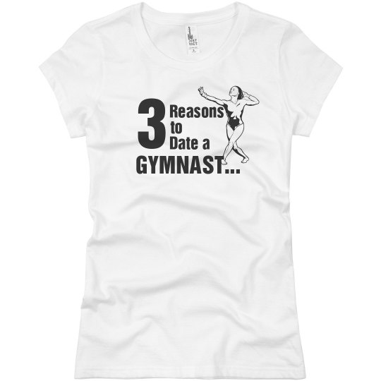 Reasons to Date Gymnasts