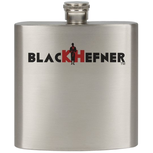 Red and Black BH Flask