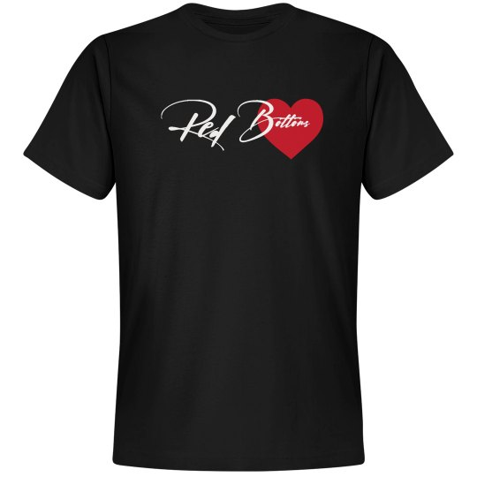 Red Bottoms -Vday Tee