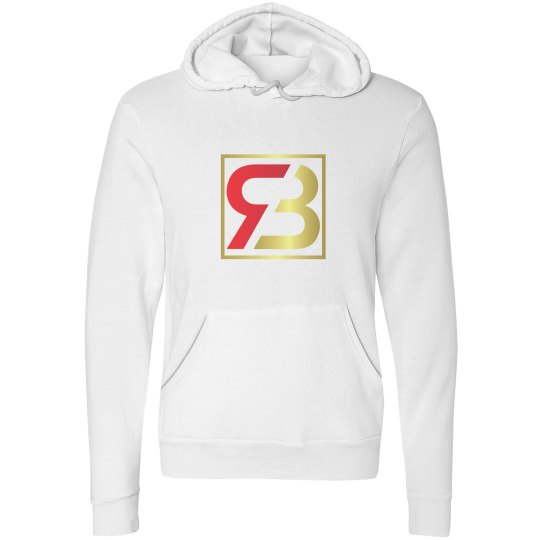 Red Bottoms White Hoody