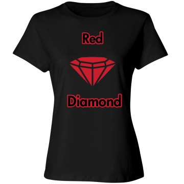 Red Diamond Comfort Tee