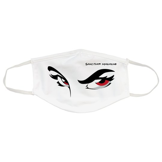 Red Eyes Sanctuary mask