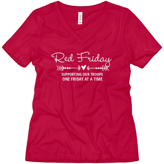 Red Friday One Friday at a Time!