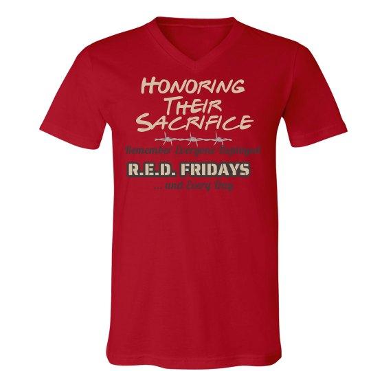 Red Friday Sacrifice