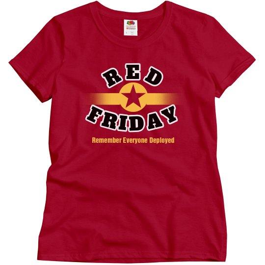 RED Friday Star