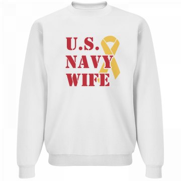 Red Fridays Navy Wife