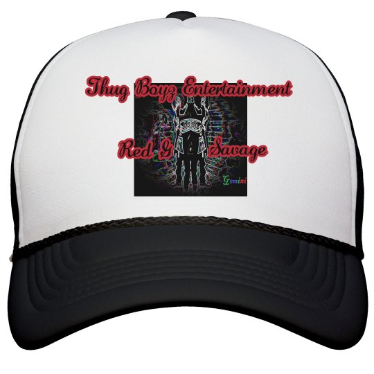 Red G - Savage Hat