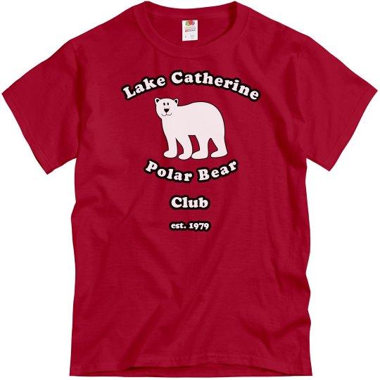 Red Lake Catherine Tee