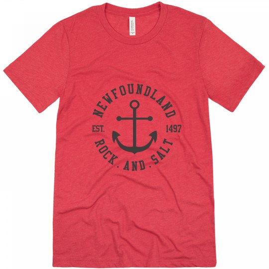 Red Rock and Salt Tee
