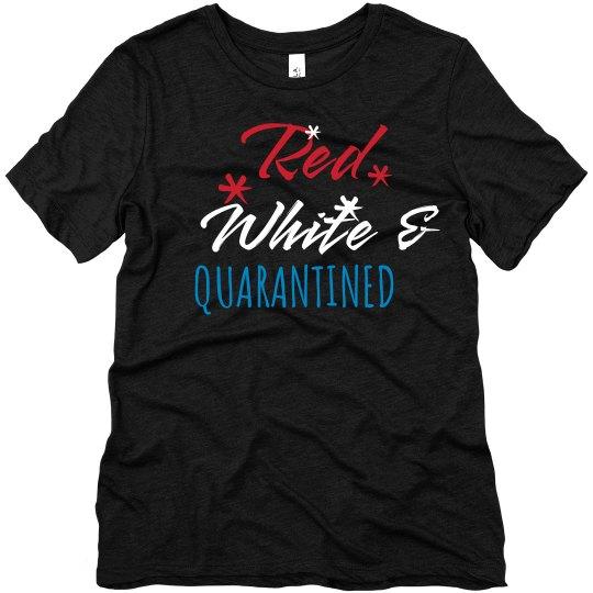 Red, White, & Quarantined
