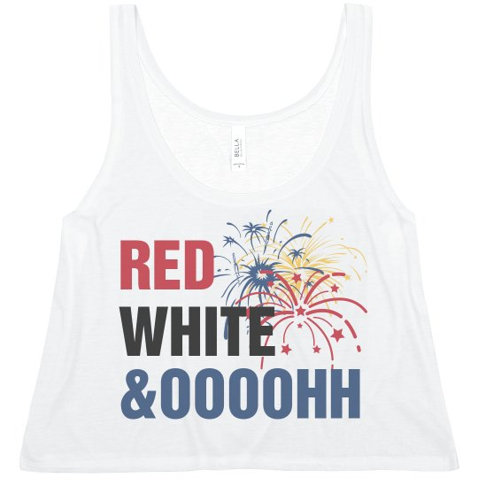 Red, White, and Ooohh