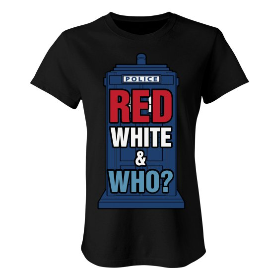 Red, White, and Who