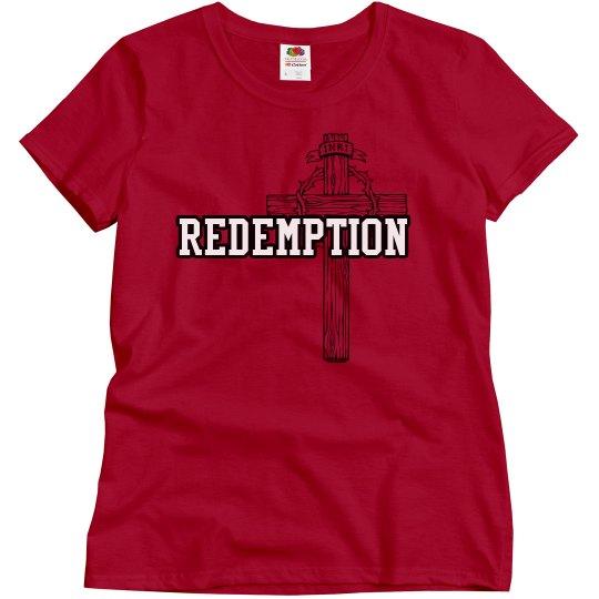 Redemption shirt fall 2k19