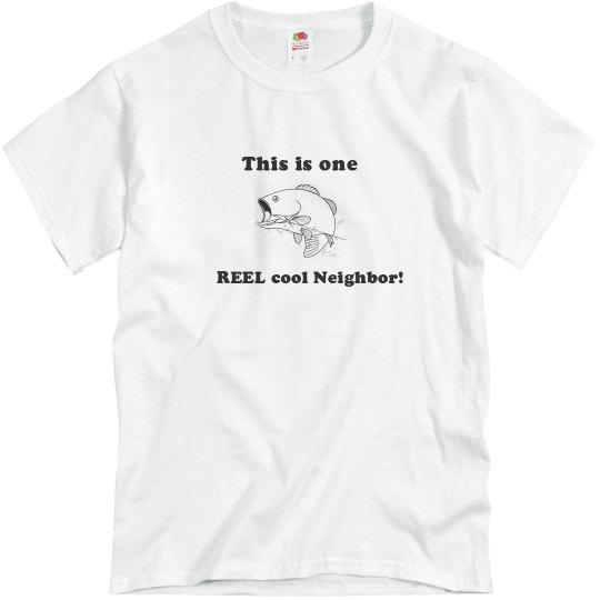 REEL Cool Neighbor - gray