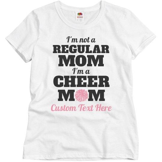 Regular Mom Cheer Mom