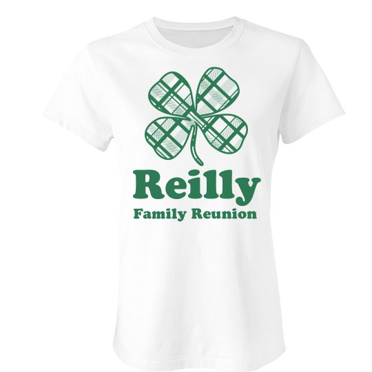 Reilly Irish Family