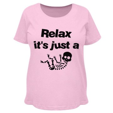 Relax It's just a baby