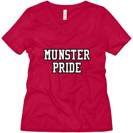 Relaxed fit Munster Pride