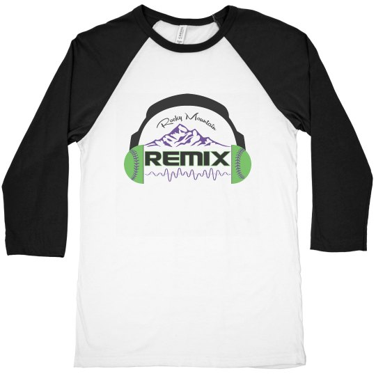 Remix Basic Raglan