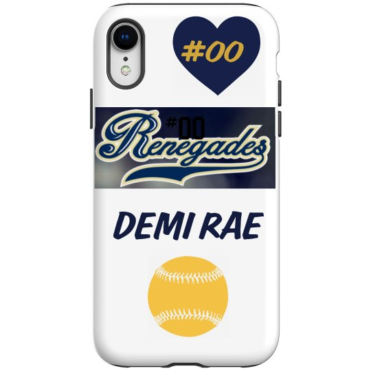 RENEGADES PHONE CASE