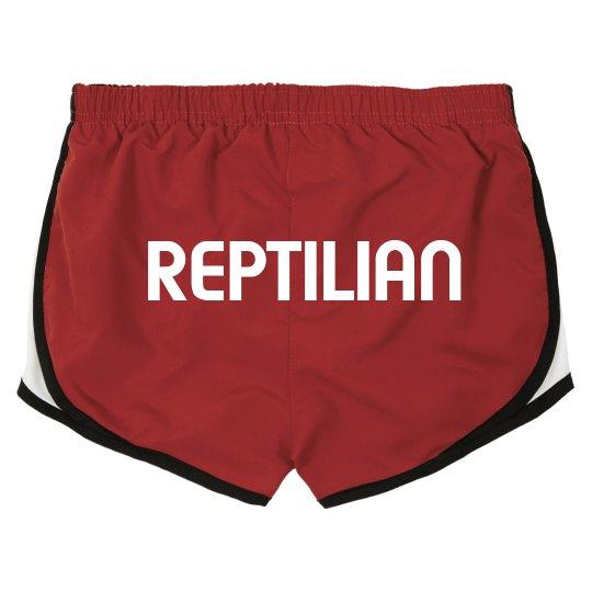 Reptilian Booty